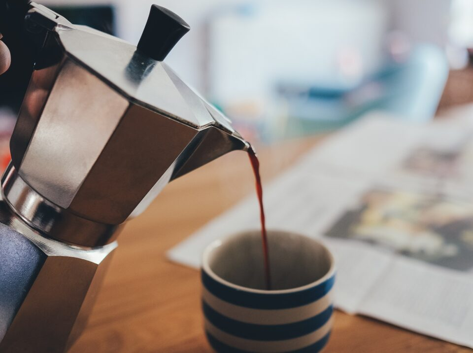 Il lato oscuro della caffeina